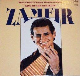 Zamfir King Of The Pan Flute Amazon Com Music