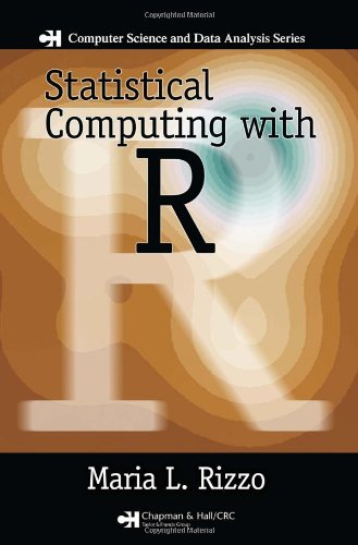 Statistical Computing with R (Chapman & Hall/CRC The...