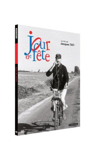 JOUR DE FETE | Tati, Jacques (1907-1982). Acteur