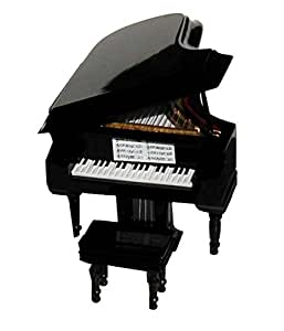 Music treasures co grand piano miniature for Small grand piano