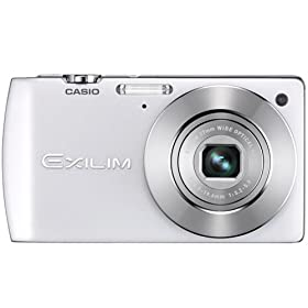 Casio EX-S200SR 14.1MP Digital Camera with 4x Optical Image Stabilized Zoom with 2.7 inch TFT LCD (Silver)