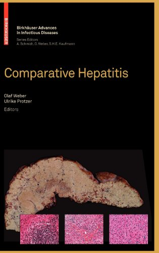 Comparative Hepatitis (Birkhäuser Advances in Infectious Diseases)