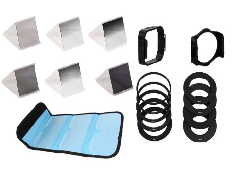 Rainbowimaging 18 in 1 Square Filter Kit Compatible