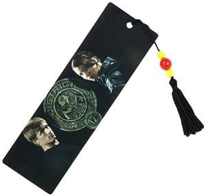 "The Hunger Games Movie Bookmark ""Peeta & Katniss"""