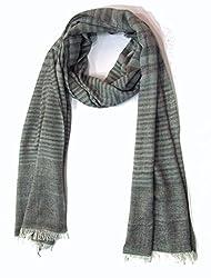 Lotsa Fashion Women's Viscose Scarf (LF50200VC1086_1_Grey_Freezise)