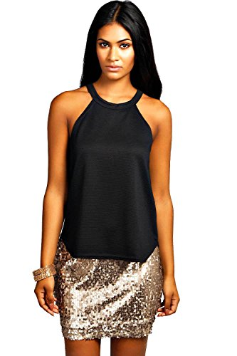 womens-black-tiffany-high-neck-strap-top-black-10
