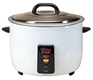 Aroma ARC-1033E Commercial 60-Cup (Cooked) Rice Cooker by Aroma