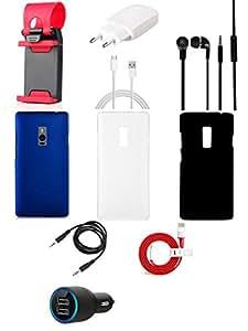 NIROSHA Mobile Combo for OnePlus 2 - 1P2-SH-AC-CC-CCH-CUC-BHP-BHBC-TSBC-KHBC