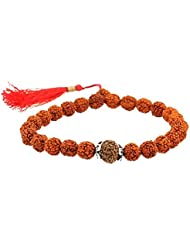 Jewels River Wear Thirteen Mukhi Rudraksha Bracelet For Findings Your True Love