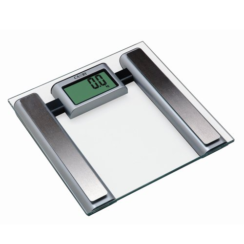 Cheap Electronic Digital Glass Bathroom Personal Body Fat / Hydration / Muscle / Bone Mass BMI Scale With Targeted Weight and Recommended Daily Calorie Intake: Personalized Up To 12 Users (EF541)