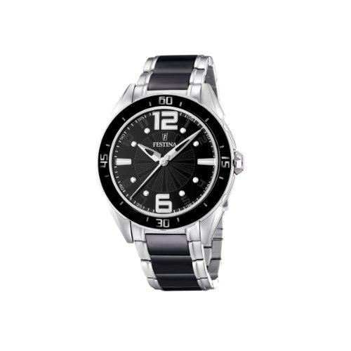 FESTINA F16395/2 - Reloj de mujer de cuarzo, correa de acero inoxidable color varios colores