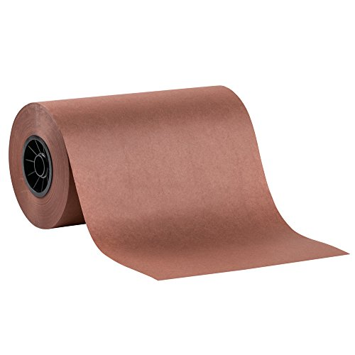 Peach Treated Butcher Paper Roll 12'' x 700' 40# (Large Roll Butcher Paper compare prices)