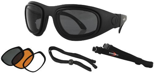 Sport and Street II Goggles/Sunglasses, Manufacturer: Bobster Eyewear, SPORT/STREET 2 CONVERTIBLES