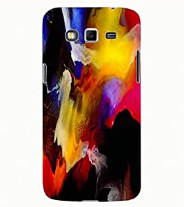 ColourCraft Abstract Art Design Back Case Cover for SAMSUNG GALAXY GRAND 2 G7102 / G7106
