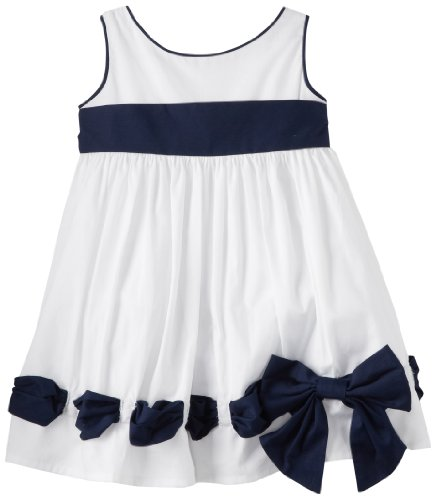 Review: Biscotti Baby-Girls Infant Ship Shape Solid Dress, White, 24 Months  Review