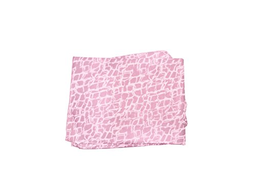 Baby Doll Cobblestone Fitted Crib Sheet Set, Pink, 2 Piece