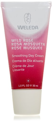 Weleda Wild Rose Smoothing Day Cream, 1-Fluid Ounce