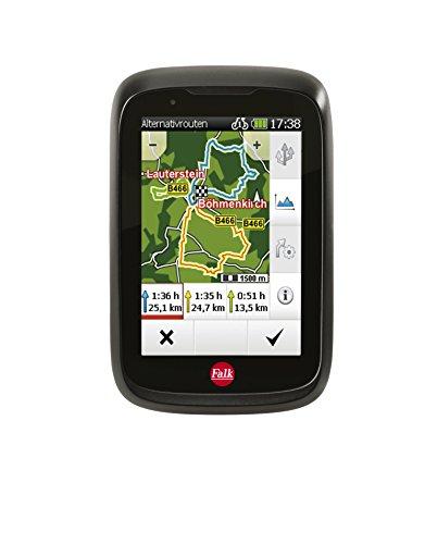 Falk-Fahrrad-GPS-Navigationsgert-Tiger-Geo-kapazitiver-Touchscreen-25-Lnder-integrierte-Fahrradhalterung-schwarzrot-240035