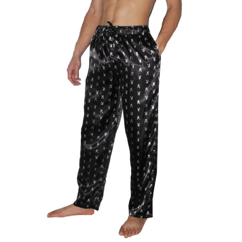 Mens Play Boy Casual Sleepwear / Pajama Pants