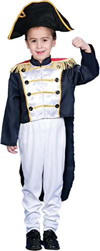 Morris Costumes Little Boys' Colonial General