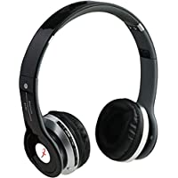 SOODOBEATZ High Quality SOLO S450 Bluetooth Headphone With FM And Calling Buttons Black