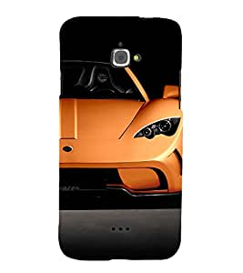 EPICCASE stylish drive Mobile Back Case Cover For InFocus M350 (Designer Case)