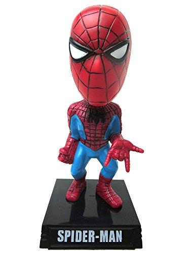 L'Uomo Ragno - Spider-Man Marvel Bobblehead Wacky Wobbler Figure