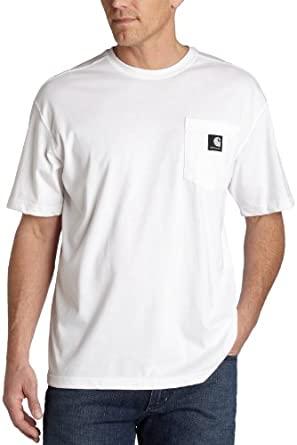 Carhartt men 39 s shortsleeve work dry t shirt for Carhartt work dry t shirt