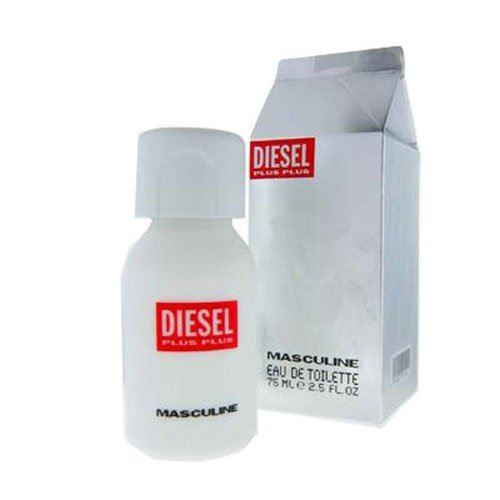 Diesel Plus Plus Masculine Eau De Toilette Spray 75 ml