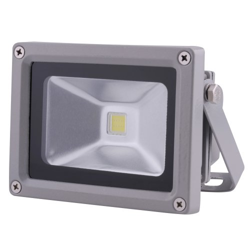 4X LED Floodlights 10W Cool White Outdoor Garden Landscape Security Lamp 220V