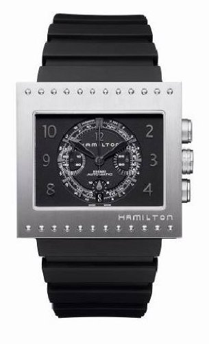 Hamilton Watch H79616333 Code Breaker