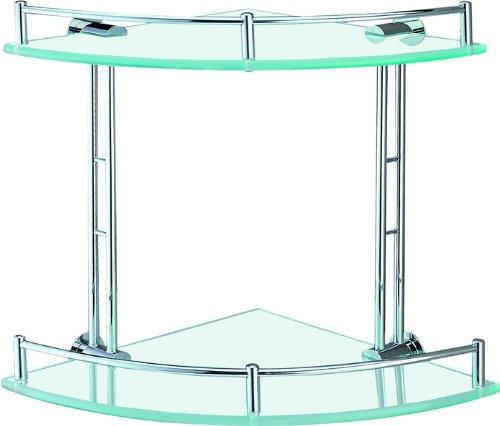 Duschablage Glas : Duschablage Ablage Glasablage Regal Badregal Badezimmerregal