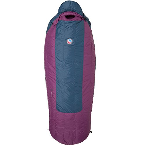 Big Agnes Roxy Ann 15 Degree Down Sleeping Bag – Women's Regular Right