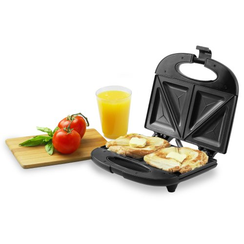 Electric Sandwich Maker – Great for Dorm Rooms or Quick and Easy Sandwich Making