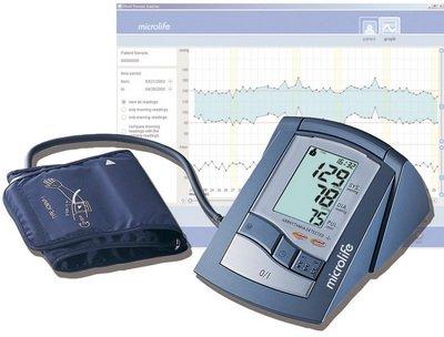 Microlife BP 3AC1-1PC Upper Arm Blood Pressure Monitor