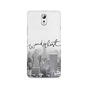 Mobicture Premium Printed Back Case Cover With Full protection For Lenovo Vibe P1M