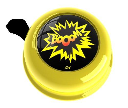 LIIX Booom - Klingel - gelb