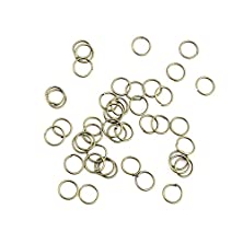 buy Priced Per 7050 Jewelry Making Jump Rings Findings Supplies Craft Ancient Repair Lots Diy Antique Pendant Vintage Z72320 Jump Ring