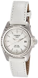 Tissot Women's T22115121 T-Sport PRC 100 Diamond Watch