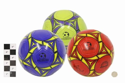 Premier 32 Panel 280g Shiny Leather Football Deflated - 1 Supplied