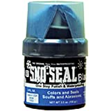 Sno-Seal  Black 3.5. oz. (100 gram) with applicator Waterproofing