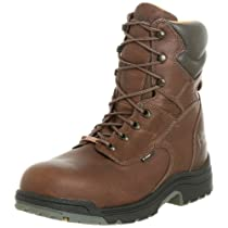"Hot Sale Timberland PRO Men's 47019 Titan 8"" Waterproof Safety Toe Boot,Brown,10.5 M"