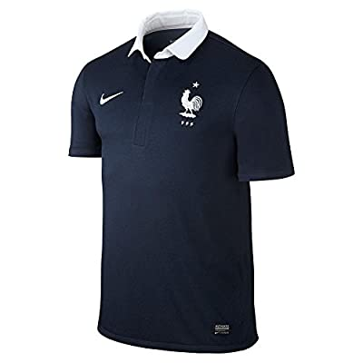 2014-15 France Home World Cup Football Shirt Medium