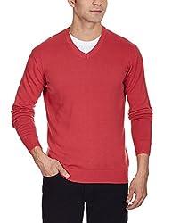 Quiksilver Men's Cotton Sweater (888256882805_EQYSW03040_S_Pink)