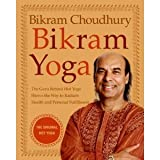 img - for Bikram YogaThe Guru Behind Hot Yoga Shows byChoudhury book / textbook / text book