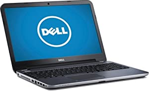 Dell Inspiron 15R i15RM-7537sLV 15.6-Inch Laptop  Moon Silver