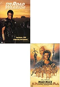 The Road Warrior and Mad Max Beyond Thunderdome (2 Pack)