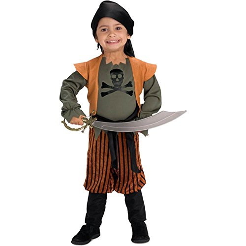 Pirate Captain Infant Costume - Infant