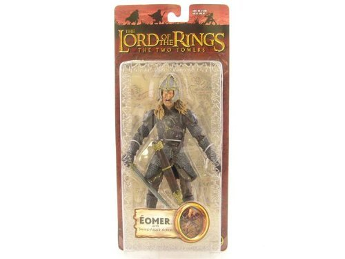 LOTR-TRILOGY-THE TWO TOWERS- SERIES 1- EOMER