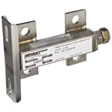 "Bryant 51500 Conveyor Take-Up Tensioner, Stainless Steel, 3"" Adjustment, 1/2""-1"" Bore"